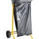 Affaldsstativ med sæk