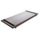Varmeplade 220V 30x60 - rustfri